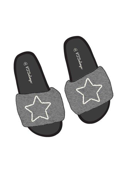 PJ Salvage PJ Salvage Star Slippers