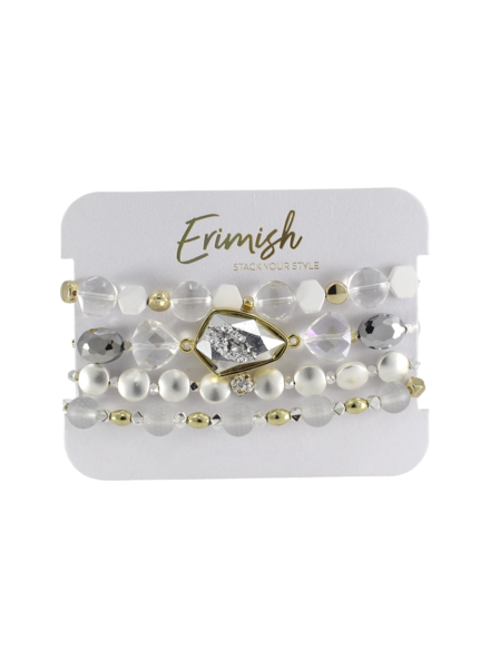 Erimish Erimish CARDED Stacks