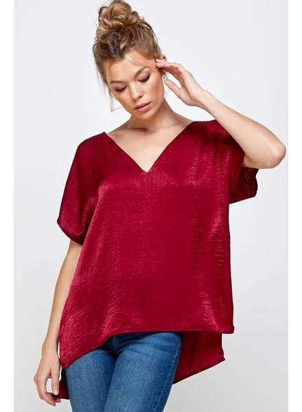 Caramela Caramela Short Sleeve Top
