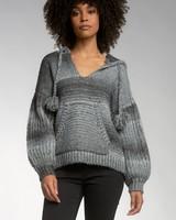 ELAN ELAN Black Sweater Hoodie