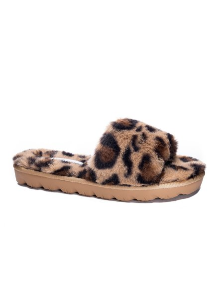 Chinese Laundry Chinese Laundry Rally Faux Fur Slides
