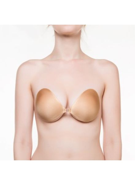 Nu Bra Seamless WIRE Nude