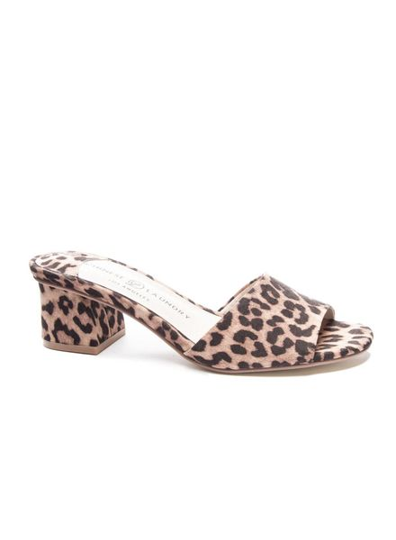 Chinese Laundry Chinese Laundry My Girl Sandal Leopard