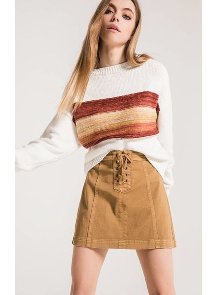Others Follow Others Follow Honey Gold Skirt