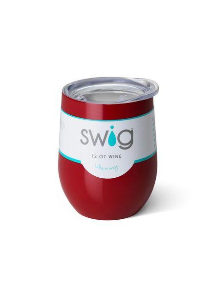 SWIG SWIG Stemless Wine Cup Crimson