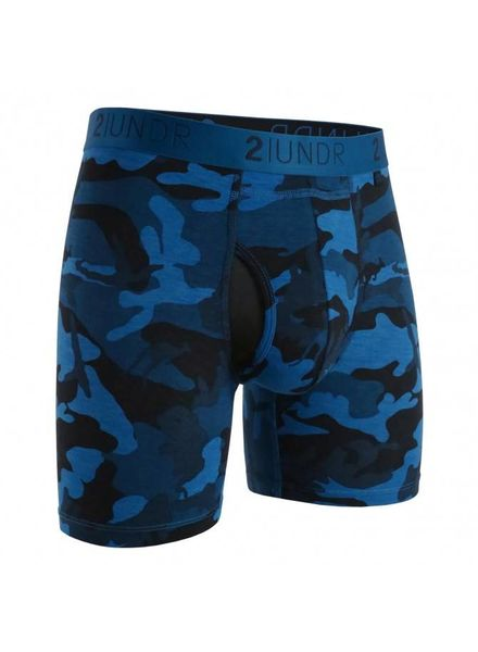 2UNDR 2 UNDR for MEN Blue Camo
