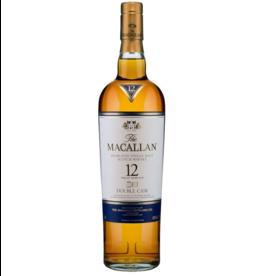 Macallan DOUBLE Cask 12 Year Single Malt Scotch