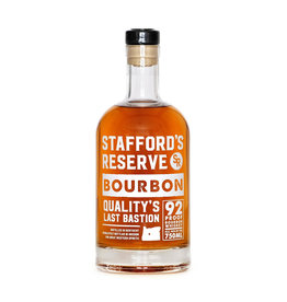 Stafford's Reserve Bourbon