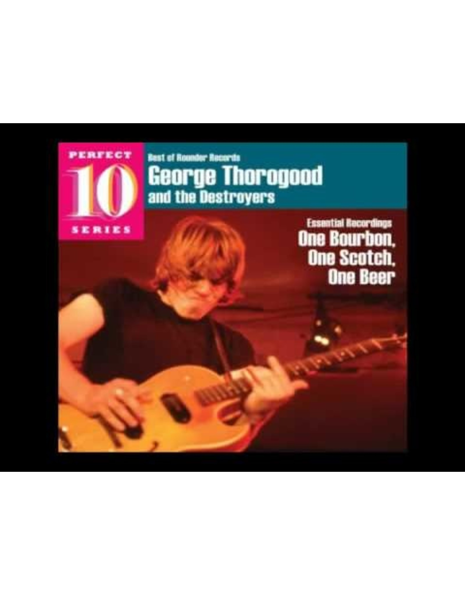 """George Thorogood's """"One Bourbon, One Scotch, Two Beers"""" Pack"""