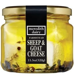 Meredith Dairy Feta Glass Jar