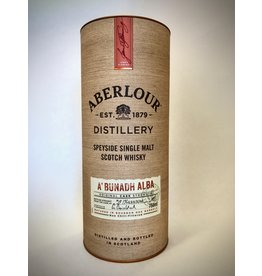Aberlour A'BUNADH ALBA Batch 01 Cask Strength Single Malt Scotch