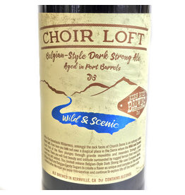Kern River Choir Loft BA Belgian Dark Strong Ale