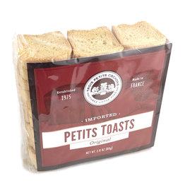 Les Trois Petit Mini Toast 2.8oz