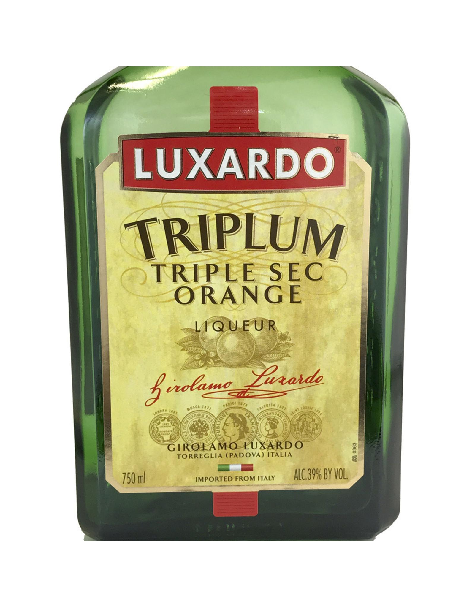 Luxardo Triple Sec Orange Dry Liqueur, Italy