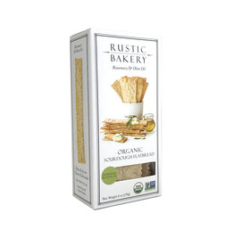 Rustic Rosemary & Olive Oil Crackers