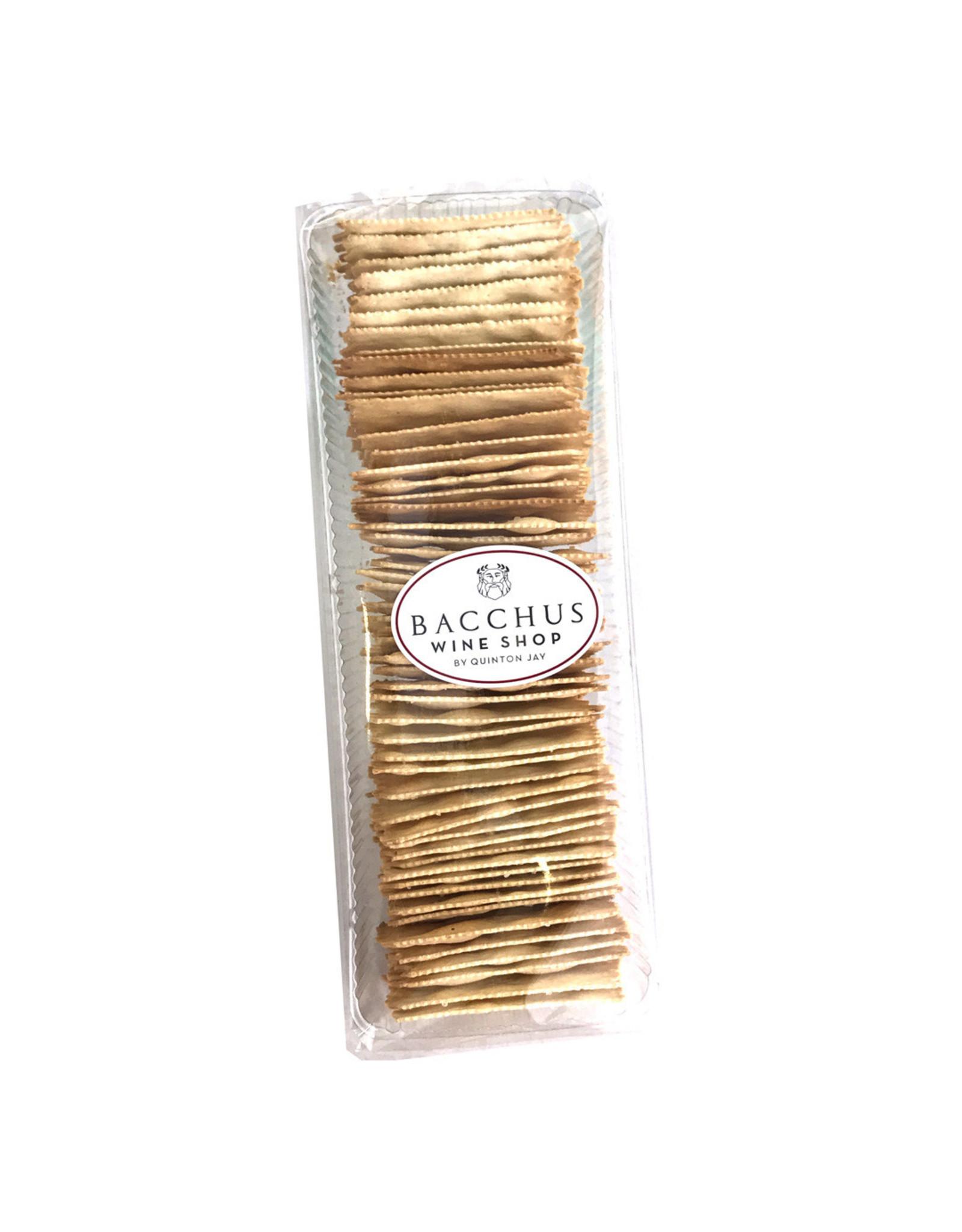 Bacchus Crackers -- Original Bites