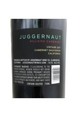 Juggernaut Hillside CABERNET SAUVIGNON  CA 2018