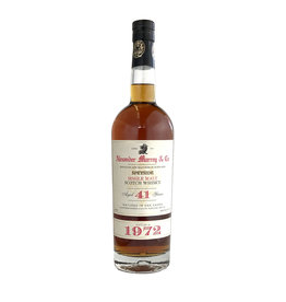 Alexander Murray Speyside 41 Year Single Malt Scotch