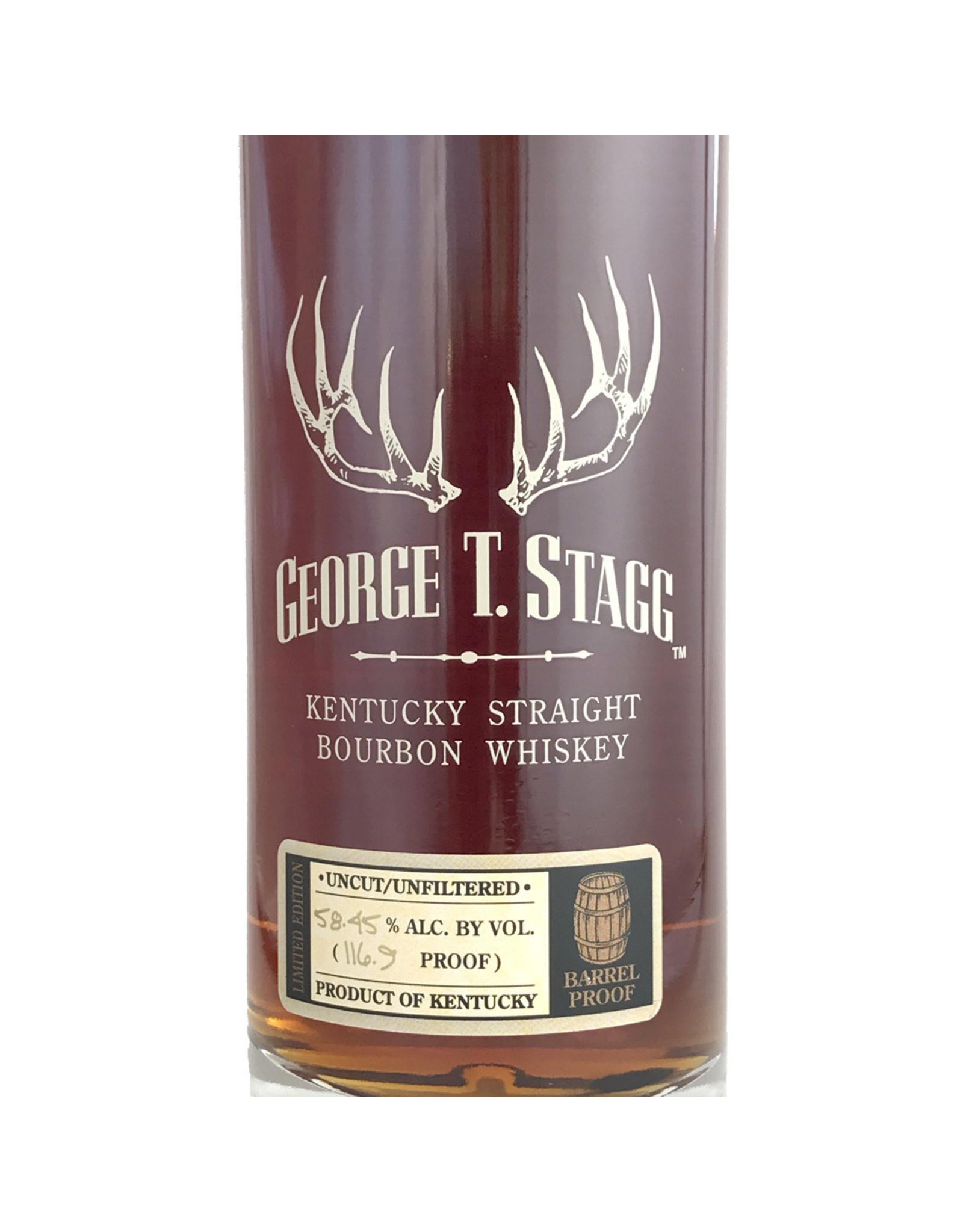George T. Stagg  Straight Bourbon Barrel Proof 2019 116.9PF