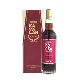 Kavalan Sherry Oak Single Malt Whisky, Taiwan