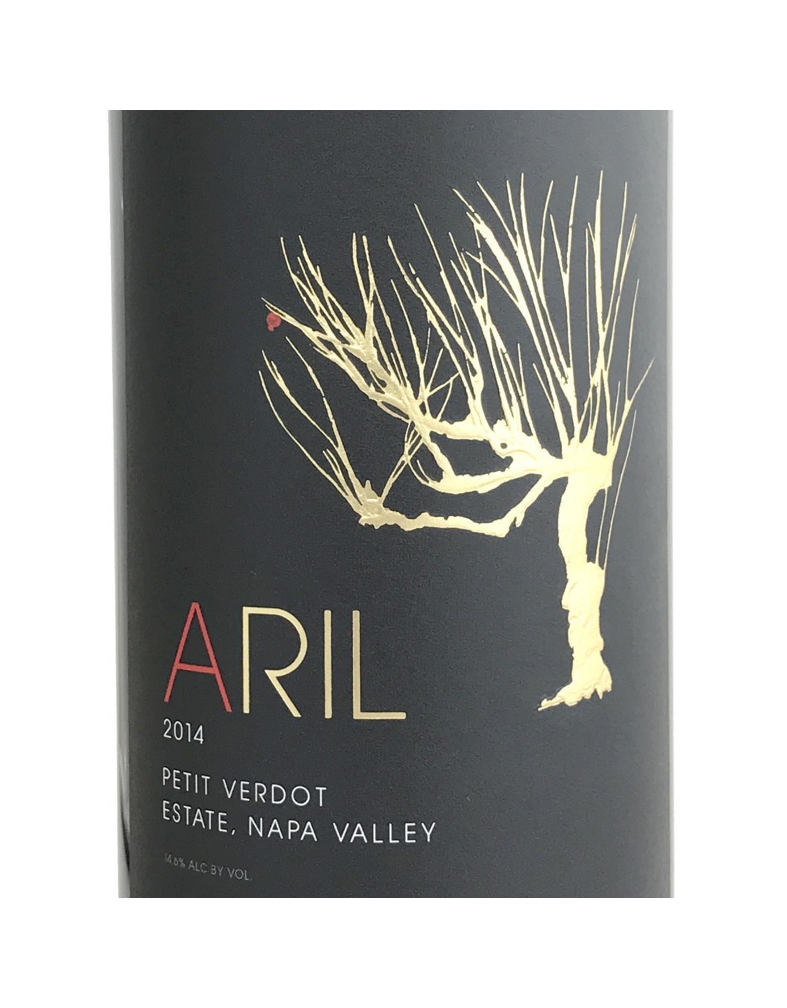 Aril Wines Aril Estate Petit Verdot Napa Valley 2014