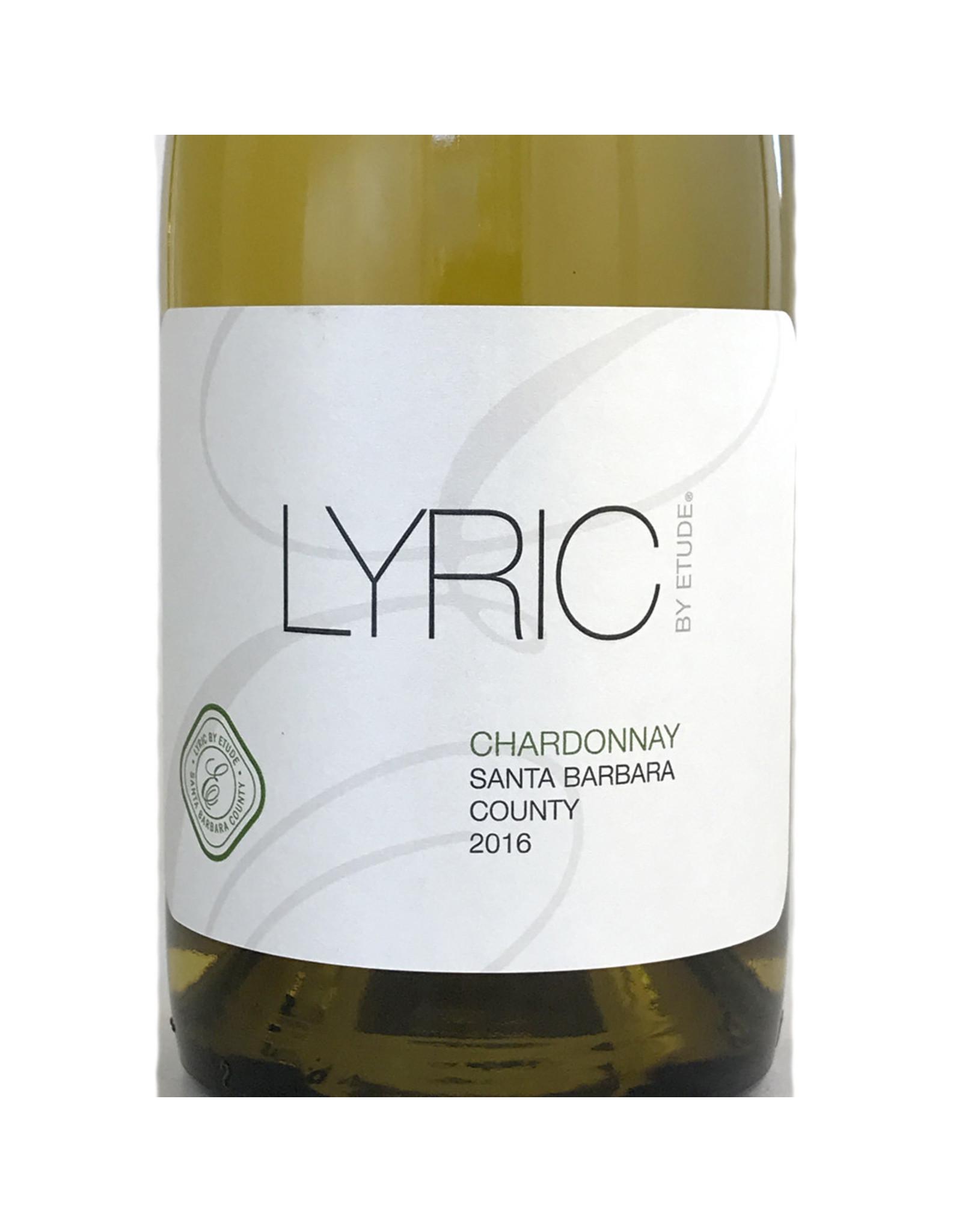 Lyric by ETUDE Chardonnay 2016