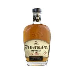 Whistle Pig Straight Rye Whiskey 10YO