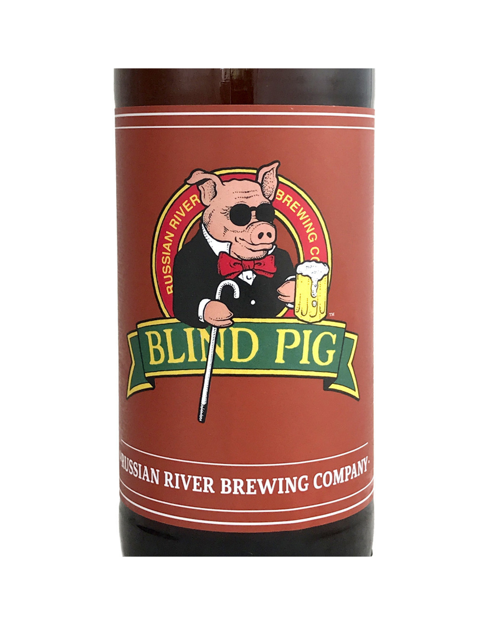 Russian River Brewing Company Russian River Beer Blind Pig IPA