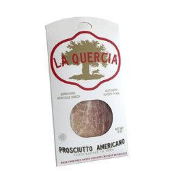 Prosciutto Americano Sliced - La Quercia