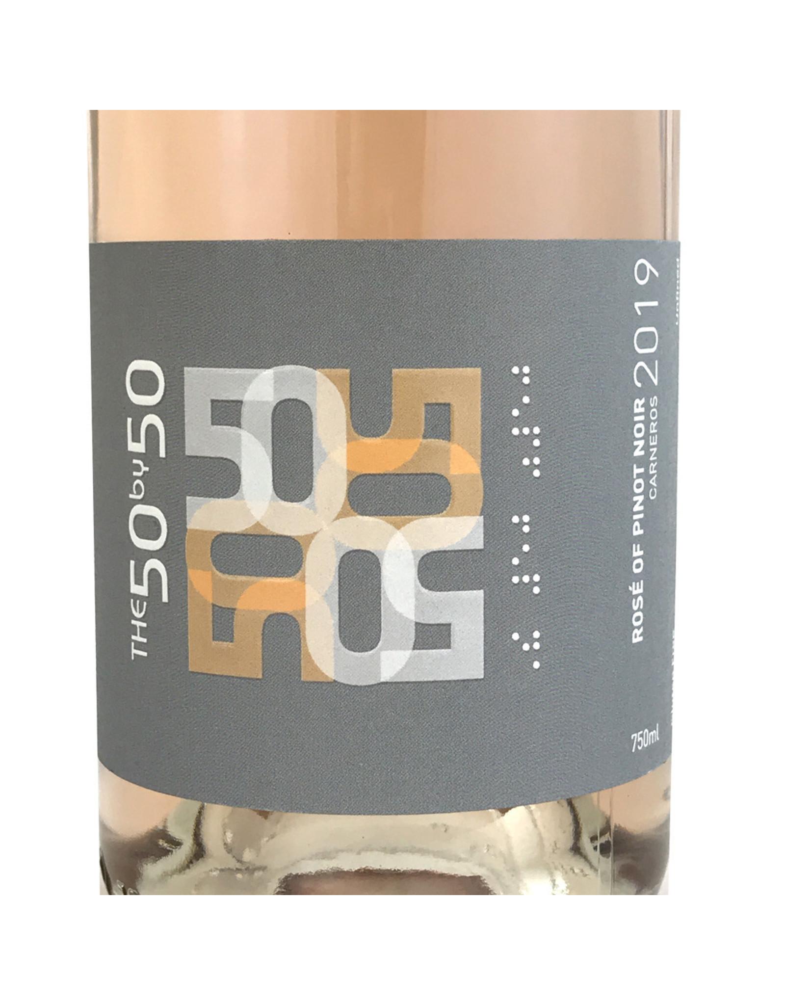 50 by 50 / Devo The 50 by 50 Rose Sonoma Coast 2020