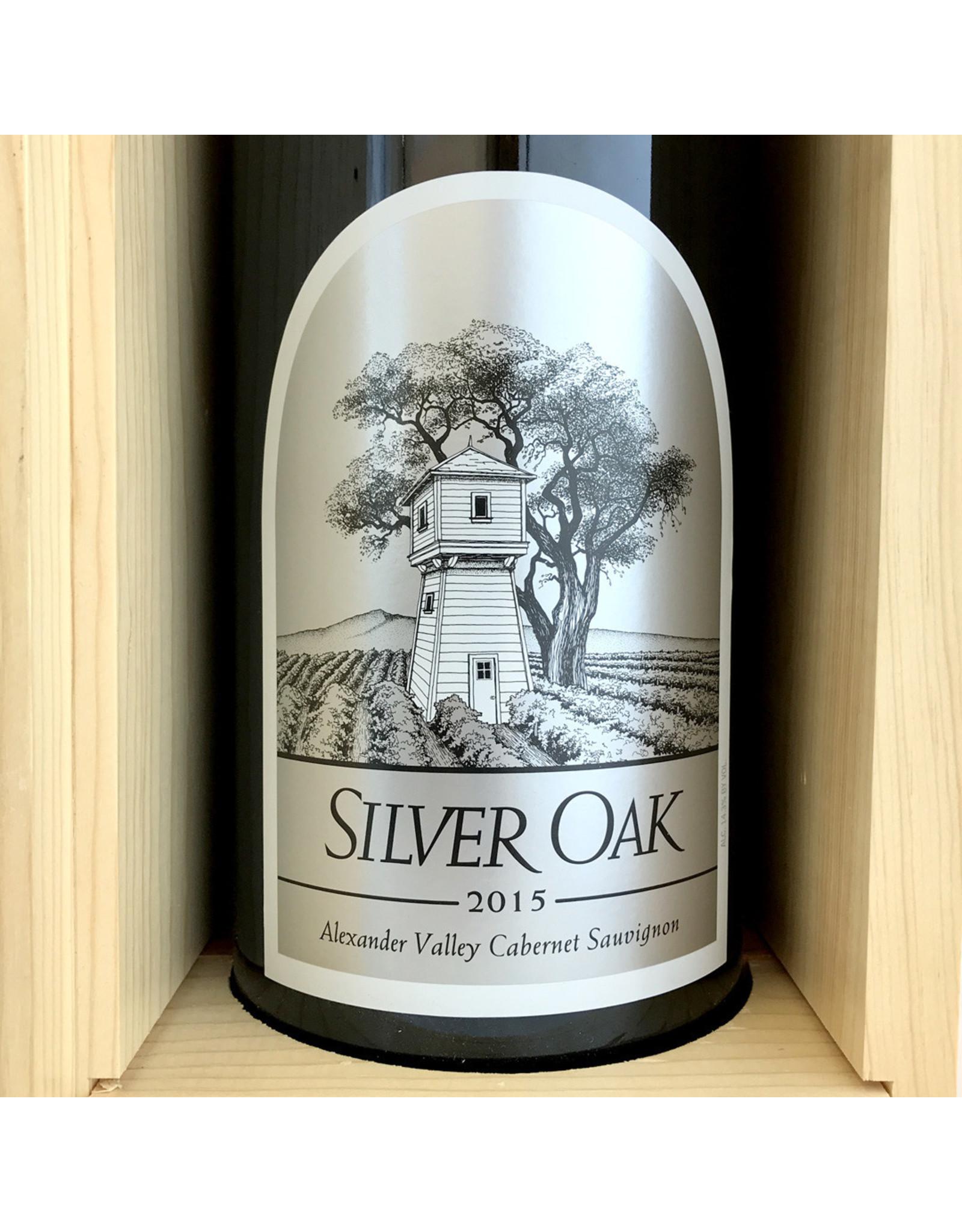 Silver Oak Silver Oak Alexander Val. 2015 3 L