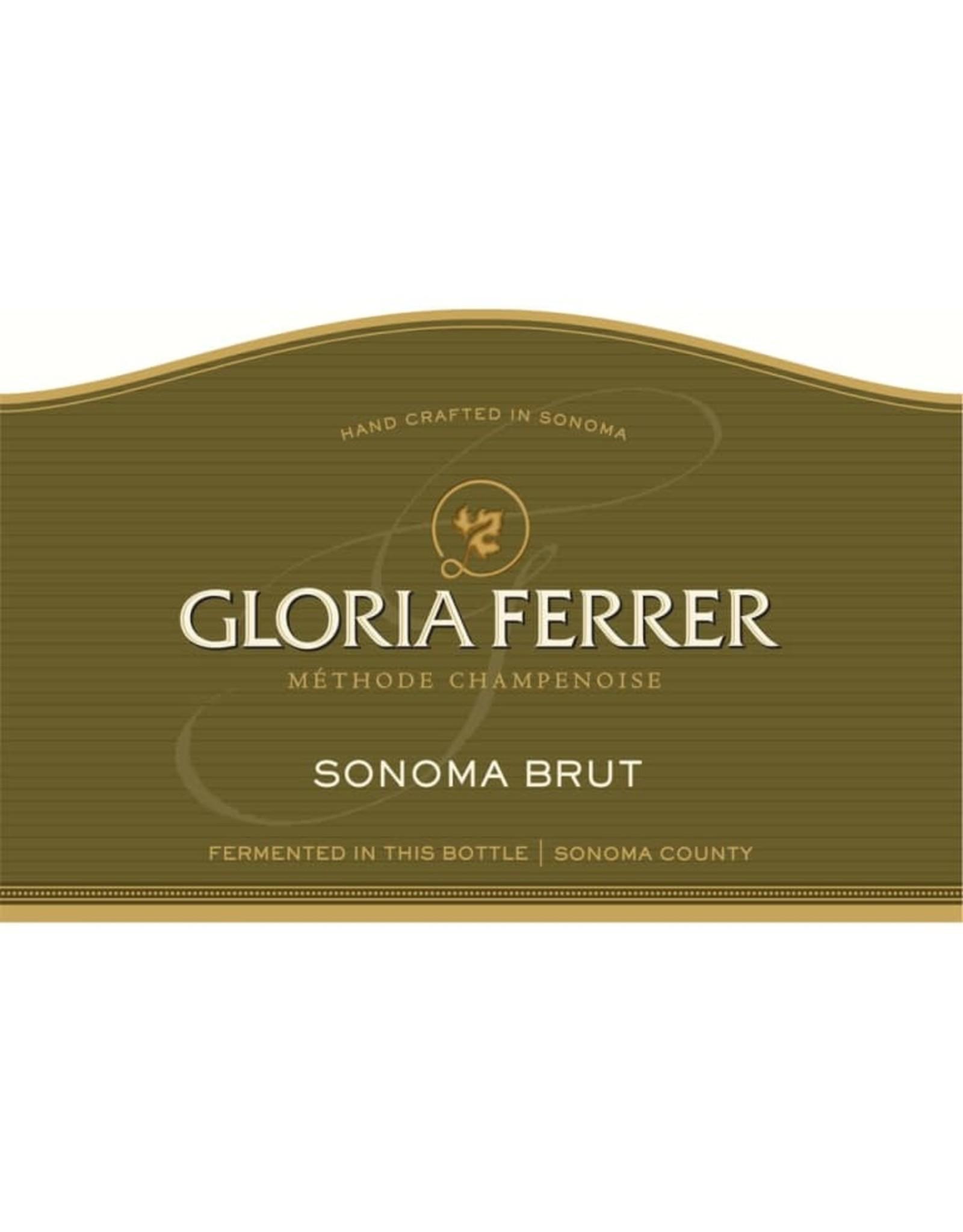 Gloria Ferrer Sonoma Brut, Sonoma County NV