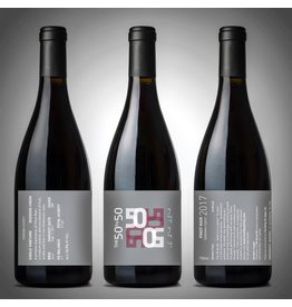 50 by 50 / Devo The 50 by 50 Wine Club BEAUTIFUL WORLD Fall 2019 Release (PN)  12 Bottle/Shipment