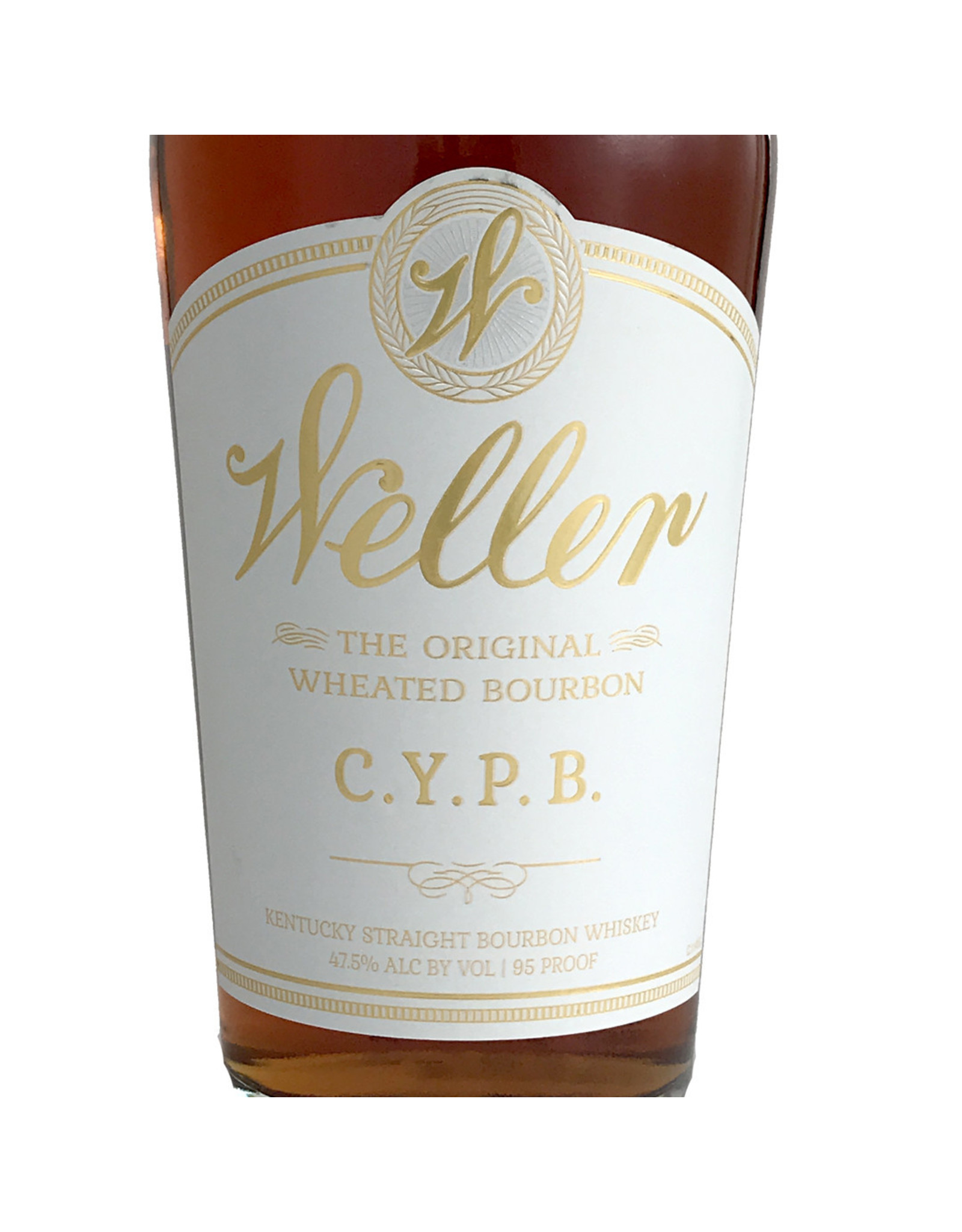 W. L. Weller W. L. Weller CYPB  Straight Bourbon, Kentucky