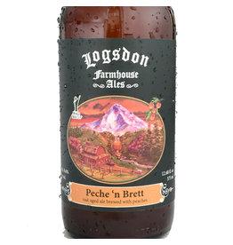 Logsdon Ales Peche N Brett Oak Aged