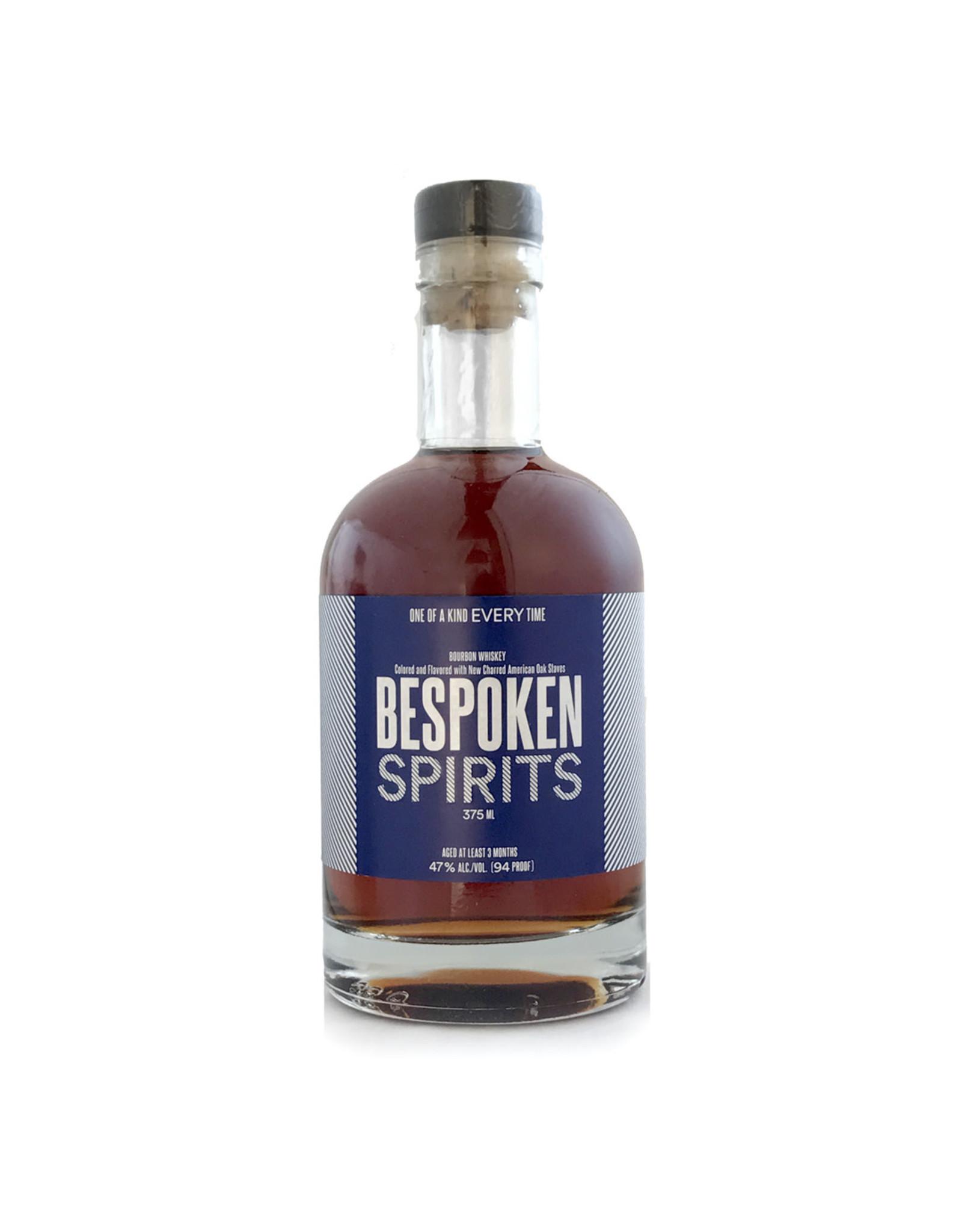 Bespoken Spirits Bourbon Whiskey  375ml (Blue Label)