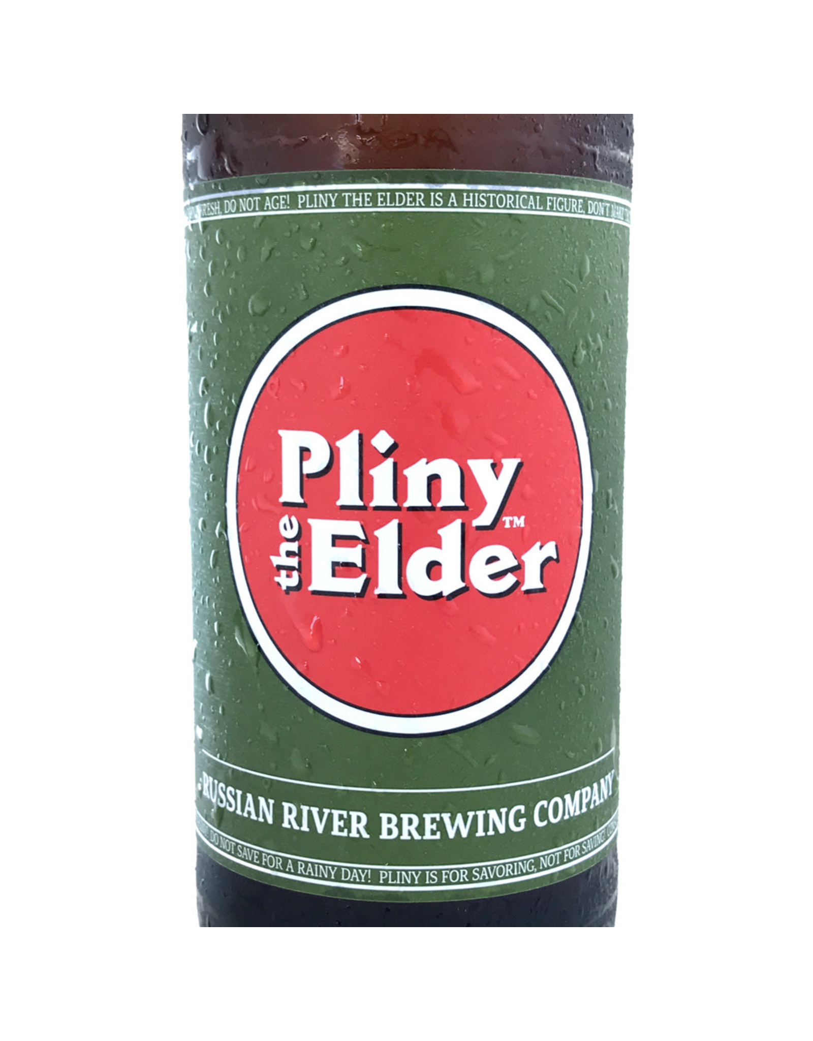 Russian River Brewing Company Russian River Beer Pliny The Elder DIPA