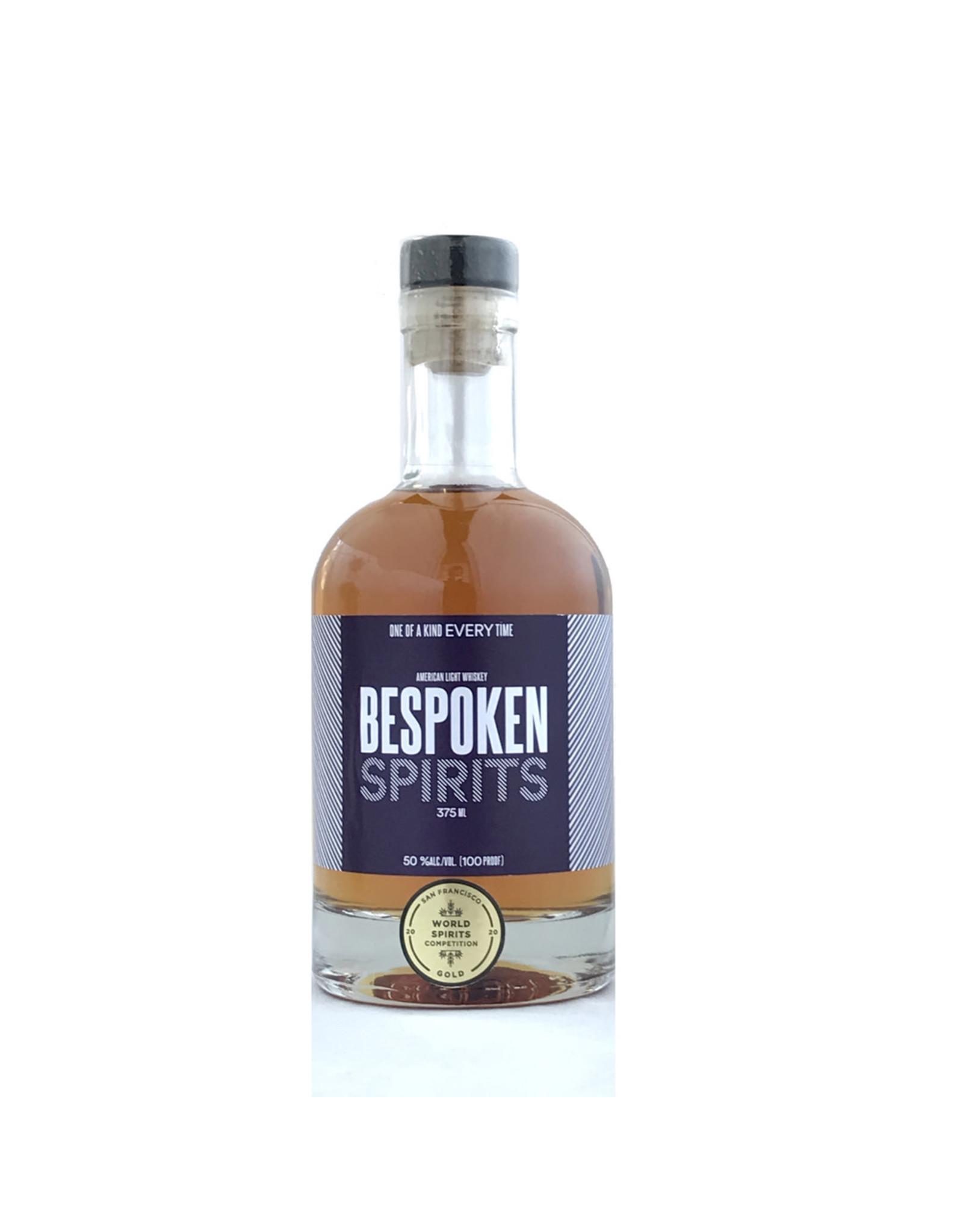 Bespoken Spirits American Whiskey  375ml (Purple Label)