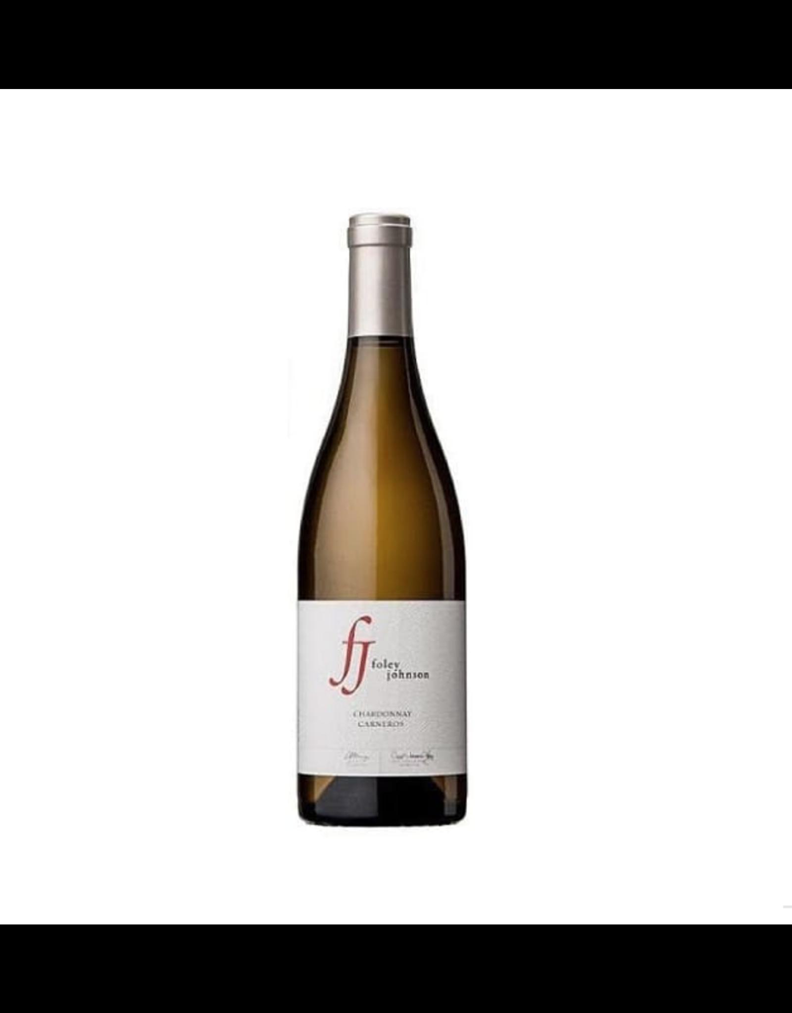 Foley-Johnson Chardonnay Carneros 2018
