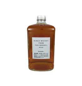 "Nikka Nikka ""From The Barrel"" Japanese Whisky, Japan"