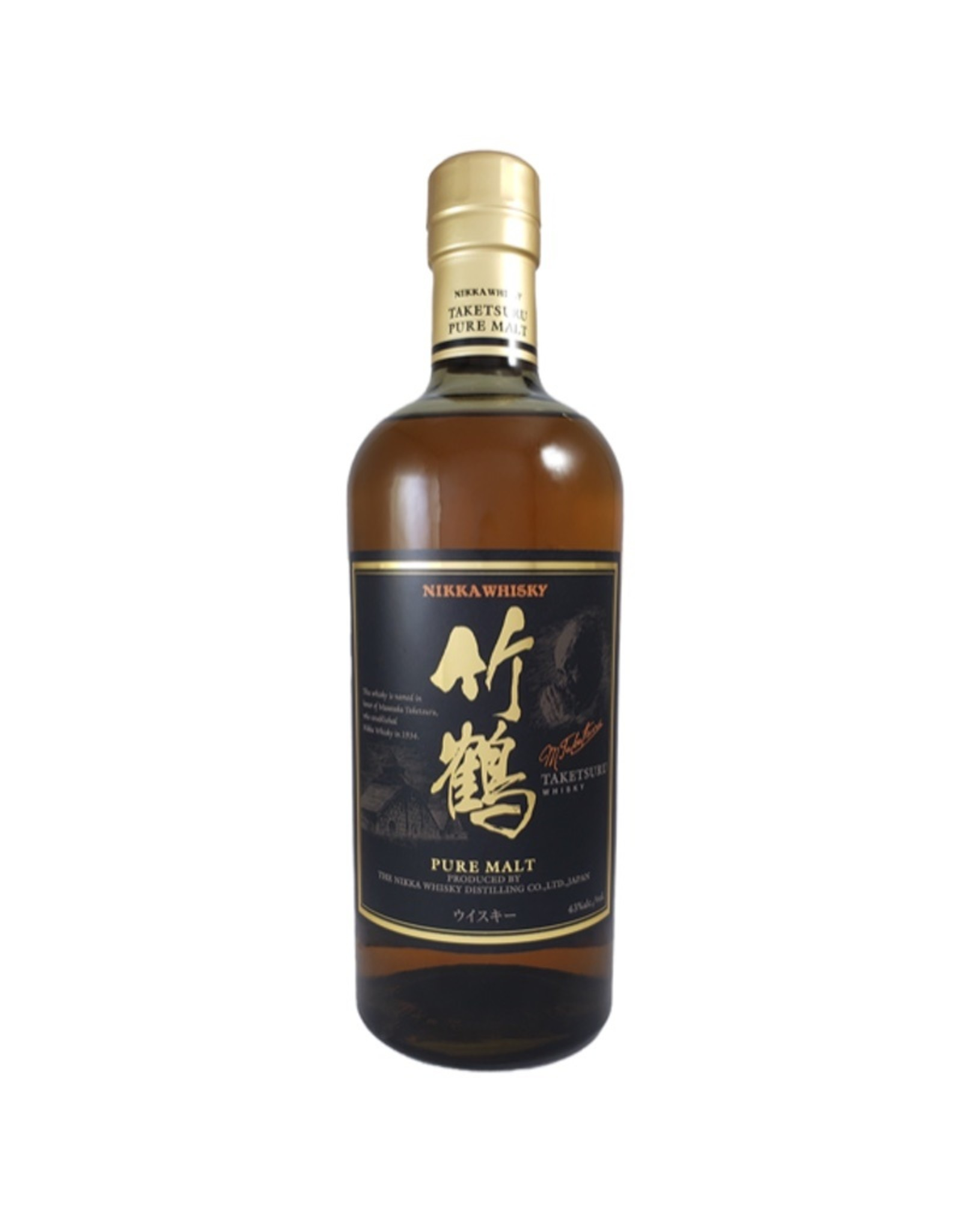 Nikka Nikka Whiskey Pure Malt Taketsuru 86