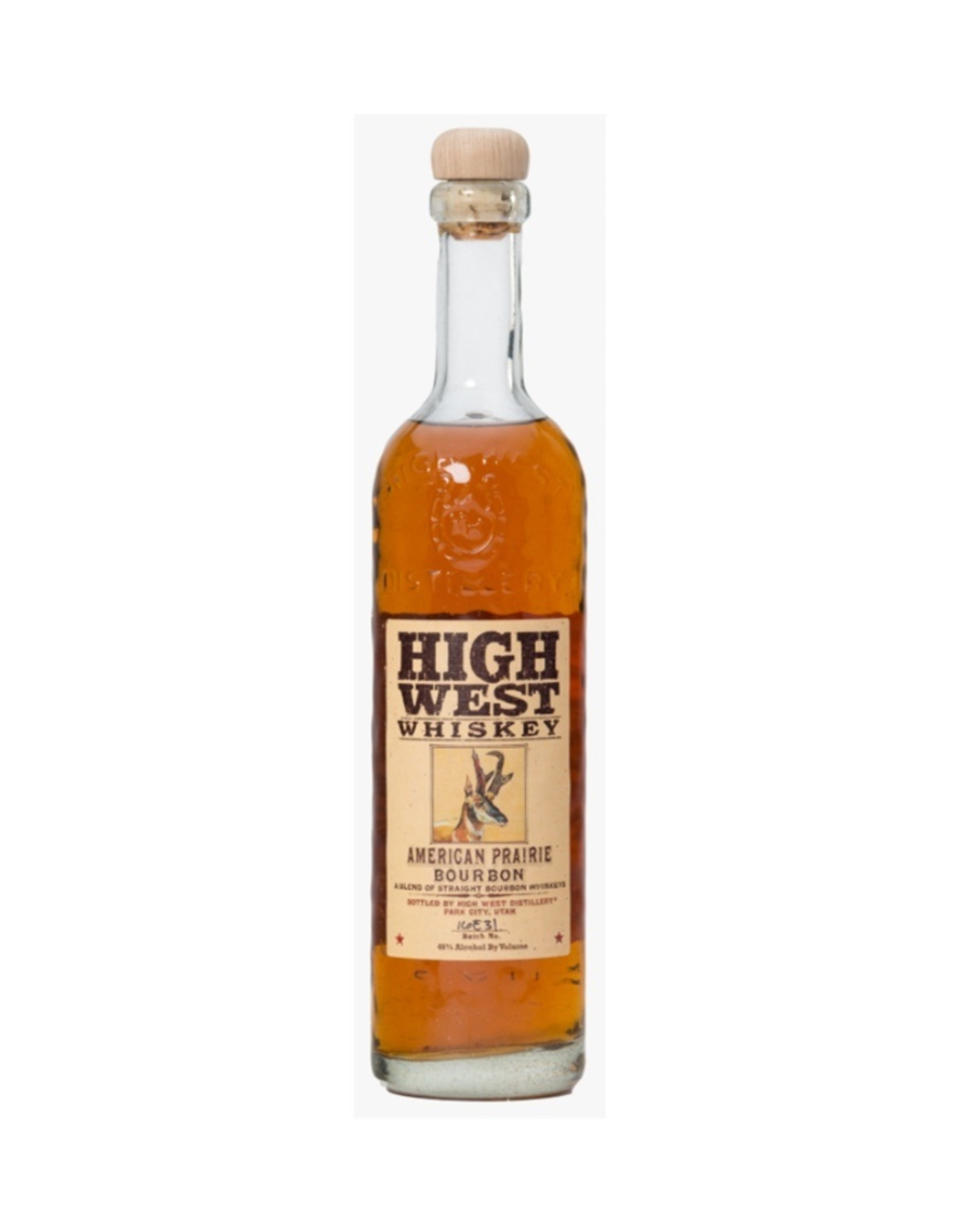 High West High West American Prairie Bourbon