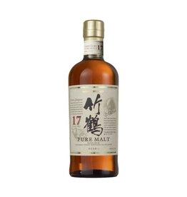 Nikka Nikka Taketsuru Pure Malt 17 Yr