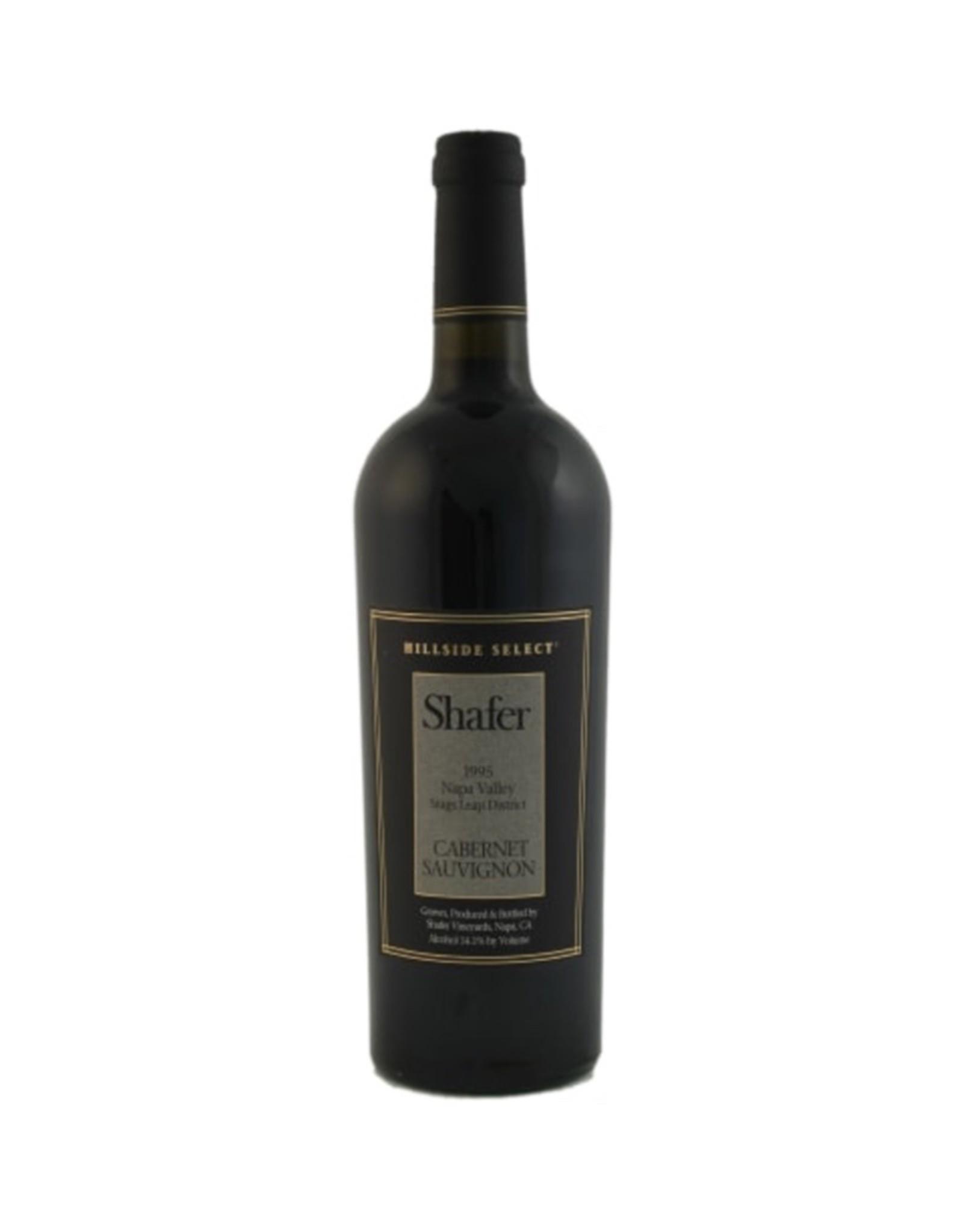 Shafer Hillside Select Cabernet Napa Valley 2015