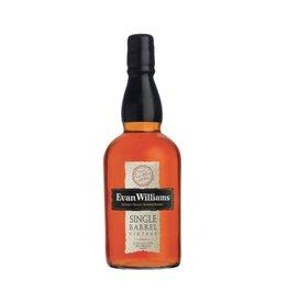 Evan Williams Single Barrel Vintage Straight Bourbon 2012