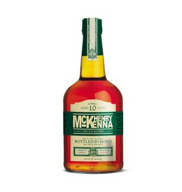 Henry McKenna Single Barrel  Bourbon 10YO