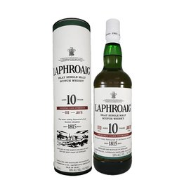 Laphroaig CASK STRENGTH Single Malt  Islay 10 Yr.