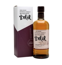 Nikka Nikka 'Miyagikyo' Single Malt Japanese Whisky, Japan