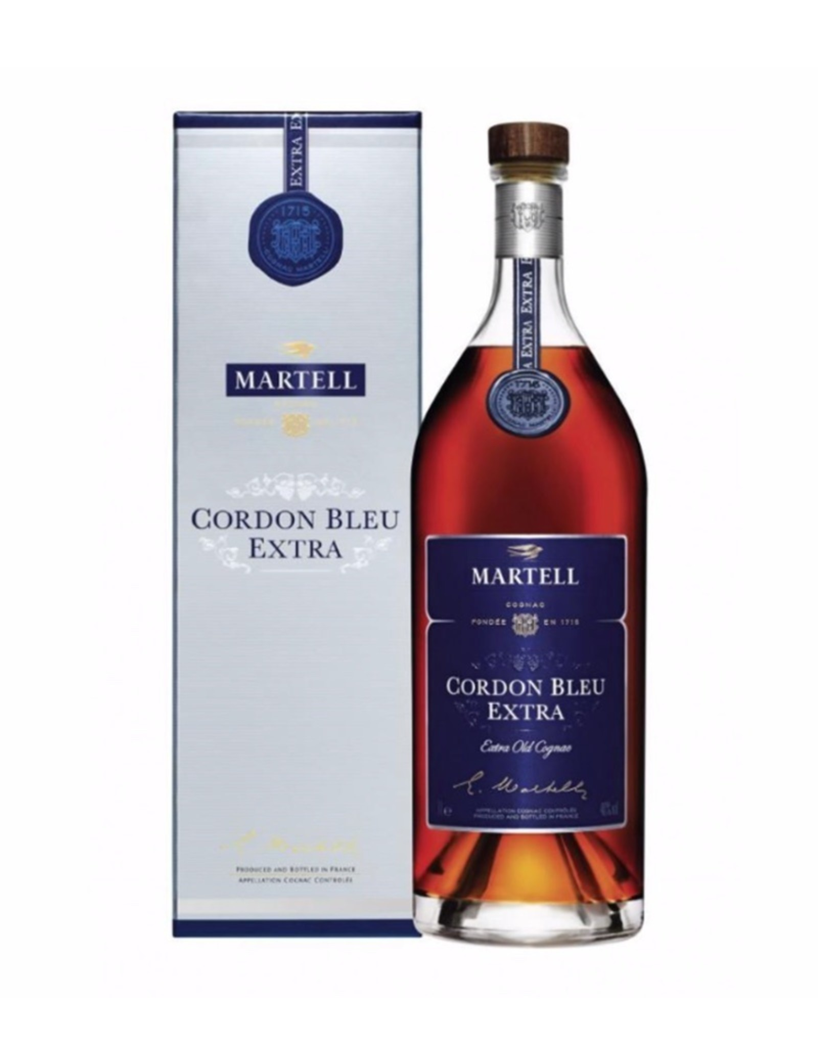 Martell Cordon Bleu Cognac Extra 750ML