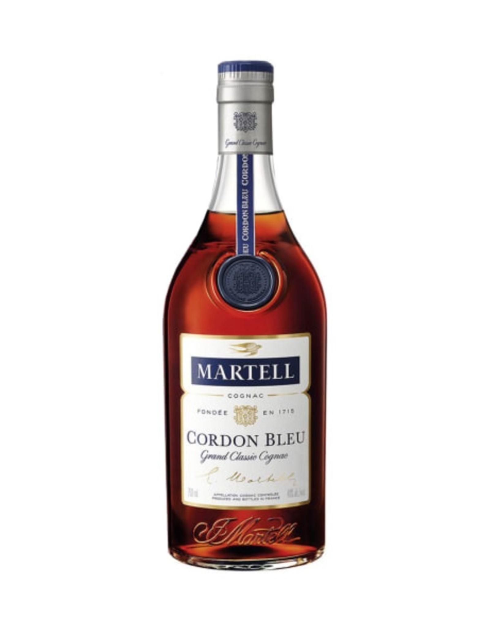 Martell Cordon Bleu Extra Cognac, France 1L